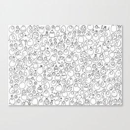 Munnen - Evolved Canvas Print