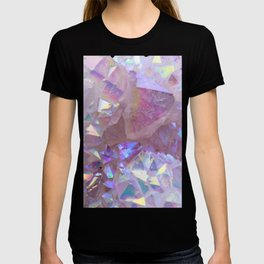 Pink Aura Crystals T-shirt