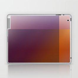 Geometric Gradient Blocks Laptop & iPad Skin