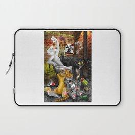 Kit Cat Klub Laptop Sleeve