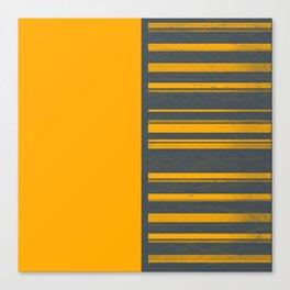 Ladder serigraphy 1b Canvas Print