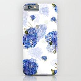Cape Cod Hydrangea Nosegays iPhone Case