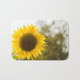 Sunflowers 12 Bath Mat
