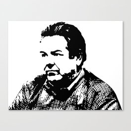 (Garry, Larry, Terry) Jerry Gergich Canvas Print