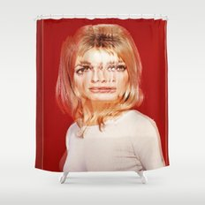 Another Portrait Disaster · S1 Shower Curtain