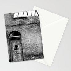 Abandoned [Black & White] Stationery Cards