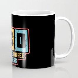 Obsessive Coffee Disorder gift idea / present Coffee Mug