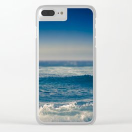 Divine Music of Love Clear iPhone Case
