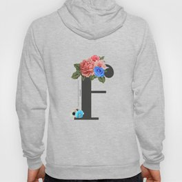 """""""I paint flowers so they will not die."""" Frida Kahlo. Hoody"""