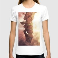 plane T-shirts featuring Celestial Plane by Bighand illustration