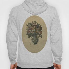 Crooked Bouquet Hoody
