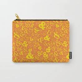 Ampersands - Sunset Carry-All Pouch