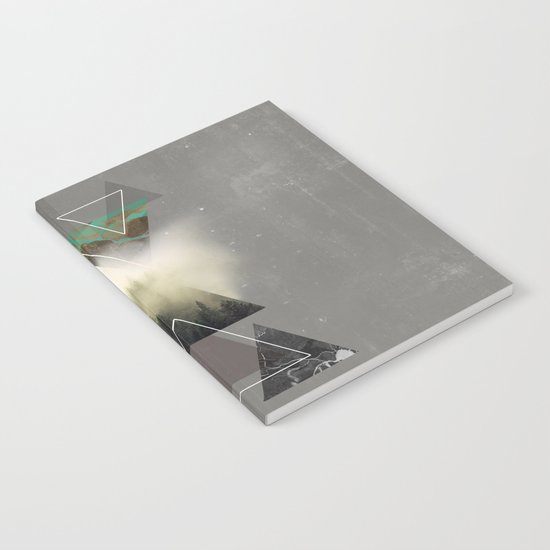 Triangles Symphony Notebook