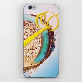 Lemon Slide iPhone Skin