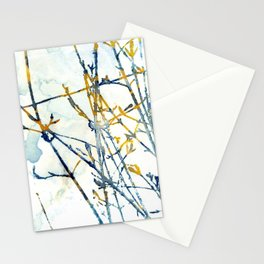 At The Window Stationery Cards