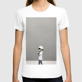 Protect against #A9A9A9 T-shirt
