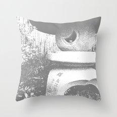 Hatuten Throw Pillow