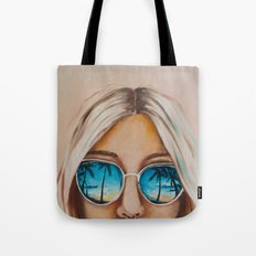 Pacific Beach Tote Bag