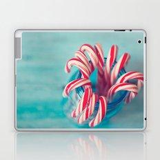 Aqua Holidays, Christmas Photography Laptop & iPad Skin