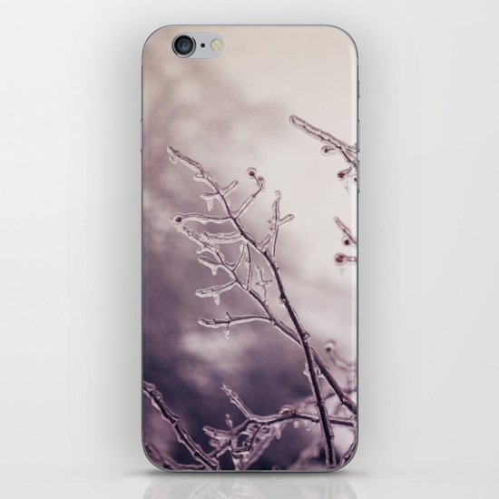 reaching iPhone & iPod Skin