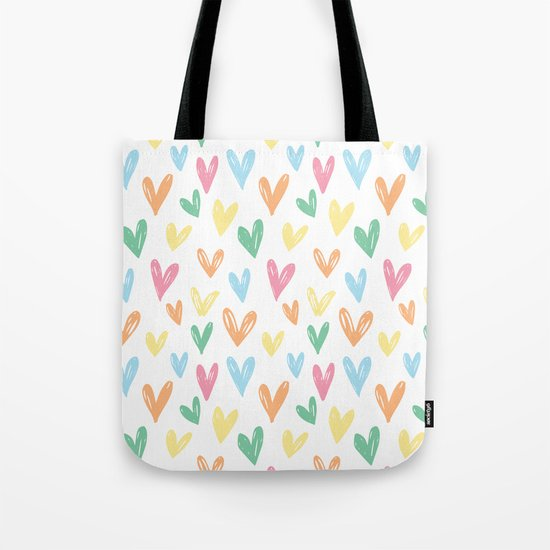 Party hearts ! Tote Bag