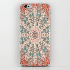 Jungle Kaleidoscope 3 iPhone & iPod Skin
