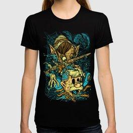 Pinocchio's Revenge T-shirt