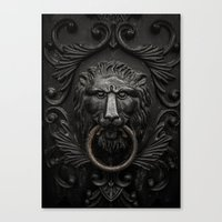 narnia Canvas Prints featuring Narnia by Robert Sewell