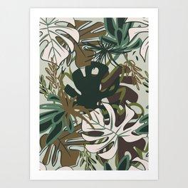 BUNGALOW Art Print