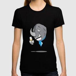 Wino The Rhino T-shirt
