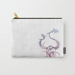 Inner Thoughts III Carry-All Pouch