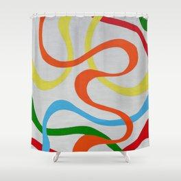 Farbwerk 56 Shower Curtain