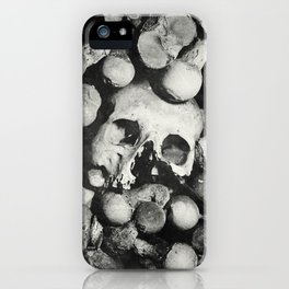 Once Were Warriors XV. iPhone Case