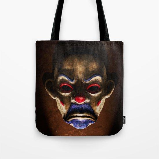 SINISTER Tote Bag