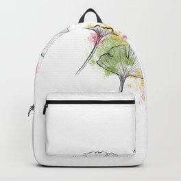 Gingko Tree Backpack