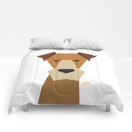 Fox Terrier Comforters