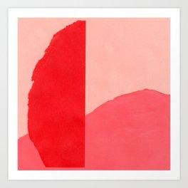 Colores V Art Print