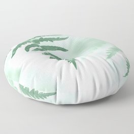 fern Floor Pillow