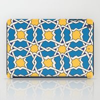morocco iPad Cases featuring Morocco ornament by Galina Khabarova