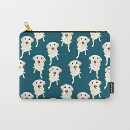 Pancake Pattern Carry-All Pouch