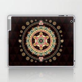 Merkabah Transformational Bliss Laptop & iPad Skin