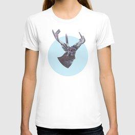 Deer in headlights T-shirt