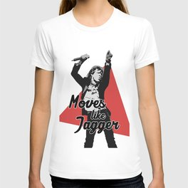 Moves like Jagger T-shirt
