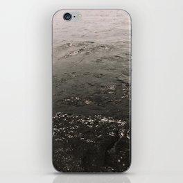 Travel Photography | Moody ocean | Water | Photo print iPhone Skin