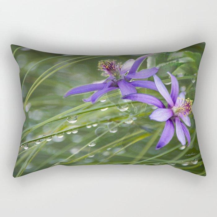 Meadow Dew Rectangular Pillow