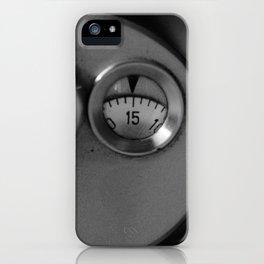 Frame 15 iPhone Case