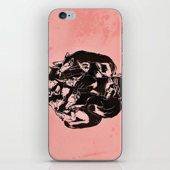 Furball iPhone & iPod Skin