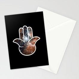 Hamsa Milky Way Stationery Cards