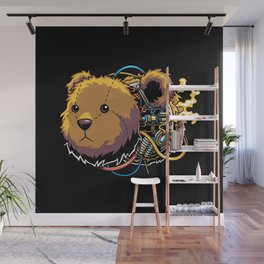 Teddy Wall Mural