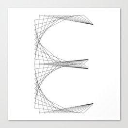 E. Canvas Print